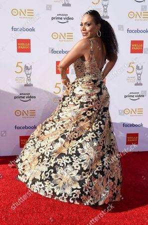 Sheryl Lee Ralph arrives at the 50th annual NAACP Image Awards, at the Dolby Theatre in Los Angeles