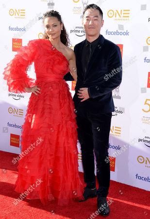 Thandie Newton, Leonardo Nam