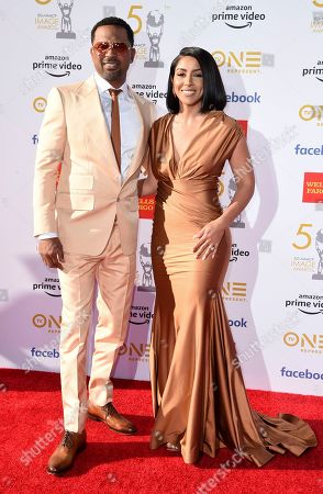Editorial photo of 50th Annual NAACP Image Awards - Arrivals, Los Angeles, USA - 30 Mar 2019