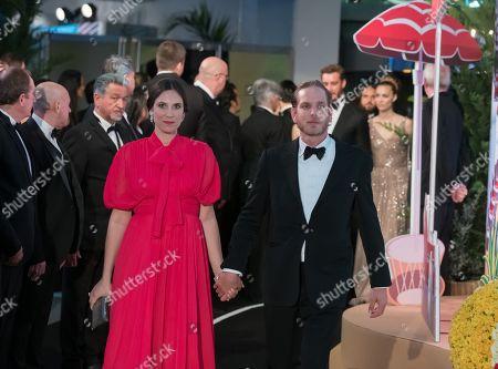 Editorial picture of Rose Ball, Monte Carlo, Monaco - 30 Mar 2019