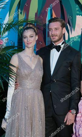 Editorial photo of Rose Ball, Monte Carlo, Monaco - 30 Mar 2019