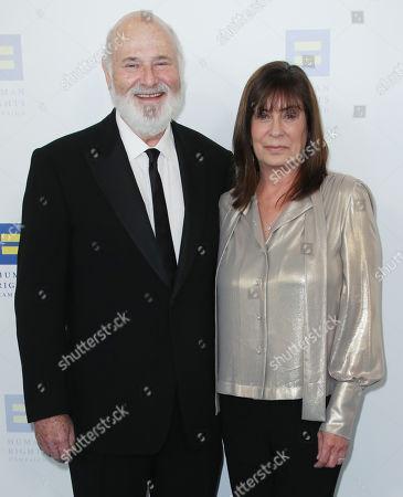 Editorial image of 2019 HRC LA Dinner, Arrivals, JW Marriott L.A. Live, Los Angeles, USA - 30 Mar 2019