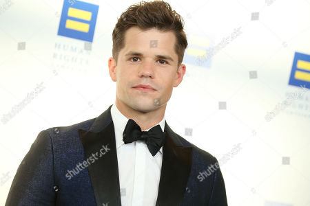 Stock Picture of Charlie Carver