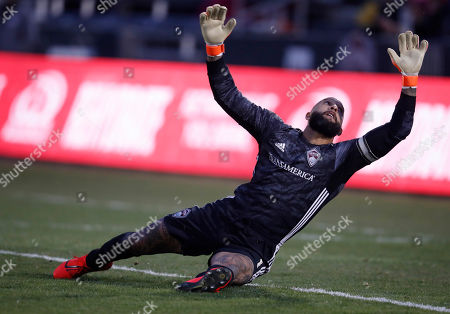 Tim Howard, tim howard. Colorado Rapids goalkeeper Tim Howard misses a goal off the foot of Houston Dynamo midfielder Memo Rodriguez in the first half of a MLS soccer match, in Commerce City, Colo