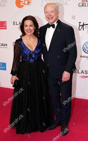 Editorial photo of 54rd Golden Camera Awards in Berlin, Germany - 30 Mar 2019