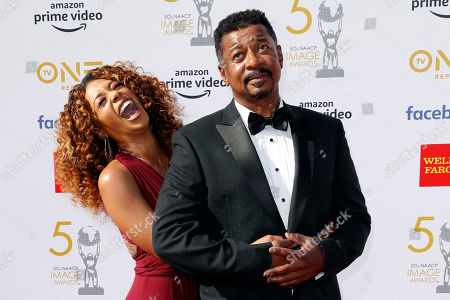 Editorial photo of 50th NAACP Image Awards - Arrivals, Hollywood, USA - 30 Mar 2019