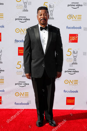 Robert Townsend poses for the photographers upon arrival for the 50th NAACP Image Awards at the Dolby Theatre in Hollywood, California, USA, 30 March 2019 (issued 31 March 2019). The NAACP Image awards honor excellence in television, recording and motion picture categories.