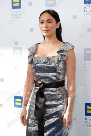 Stephanie Shepherd attends the Human Rights Campaign 2019 Los Angeles Dinner at JW Marriott Los Angeles at L.A. LIVE in Los Angeles, California, USA, 30 March 2019 (issued 31 March 2019). The Human Rights Campaign is America's largest civil rights organization working to achieve equality for lesbian, gay, bisexual, transgender and queer people.