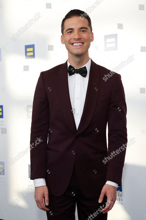 Raymond Braun attends the Human Rights Campaign 2019 Los Angeles Dinner at JW Marriott Los Angeles at L.A. LIVE in Los Angeles, California, USA, 30 March 2019 (issued 31 March 2019). The Human Rights Campaign is America's largest civil rights organization working to achieve equality for lesbian, gay, bisexual, transgender and queer people.