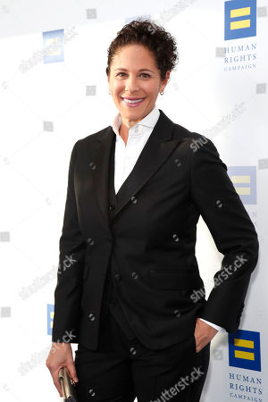 Dana Goldberg attends the Human Rights Campaign 2019 Los Angeles Dinner at JW Marriott Los Angeles at L.A. LIVE in Los Angeles, California, USA, 30 March 2019 (issued 31 March 2019). The Human Rights Campaign is America's largest civil rights organization working to achieve equality for lesbian, gay, bisexual, transgender and queer people.