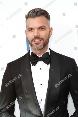 AJ Gibson attends the Human Rights Campaign 2019 Los Angeles Dinner at JW Marriott Los Angeles at L.A. LIVE in Los Angeles, California, USA, 30 March 2019 (issued 31 March 2019). The Human Rights Campaign is America's largest civil rights organization working to achieve equality for lesbian, gay, bisexual, transgender and queer people.