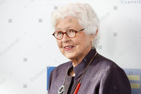 Betty DeGeneres attends the Human Rights Campaign 2019 Los Angeles Dinner at JW Marriott Los Angeles at L.A. LIVE in Los Angeles, California, USA, 30 March 2019 (issued 31 March 2019). The Human Rights Campaign is America's largest civil rights organization working to achieve equality for lesbian, gay, bisexual, transgender and queer people.
