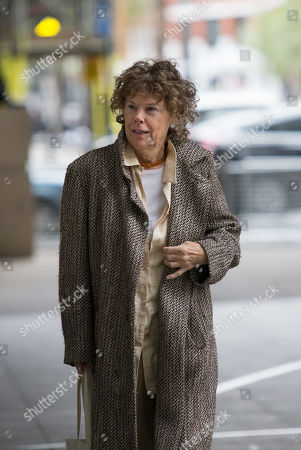 Kate Hoey arrives at the BBC