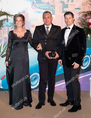 Editorial image of Rose Ball, Monte Carlo, Monaco - 30 Mar 2019