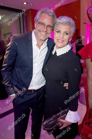 Editorial image of Gloria Deutscher Kosmetikpreis, Duesseldorf, Germany - 30 Mar 2019