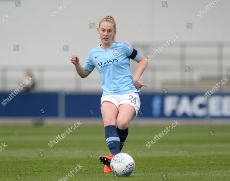 Keira Walsh of Manchester City Women