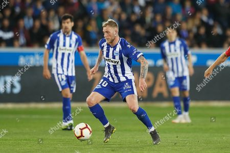 John Guidetti of Alaves
