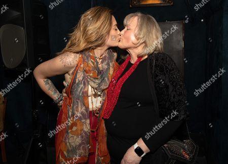 Paris Jackson, Debbie Rowe