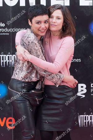 Editorial image of 'La Caza, Monteperdido' TV series premiere, Madrid, Spain - 22 Mar 2019