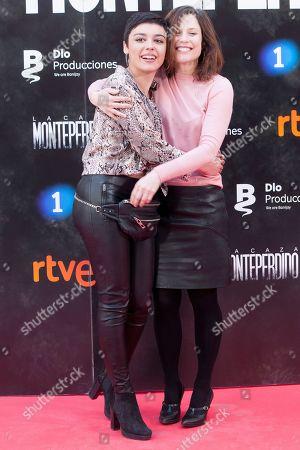 Editorial picture of 'La Caza, Monteperdido' TV series premiere, Madrid, Spain - 22 Mar 2019
