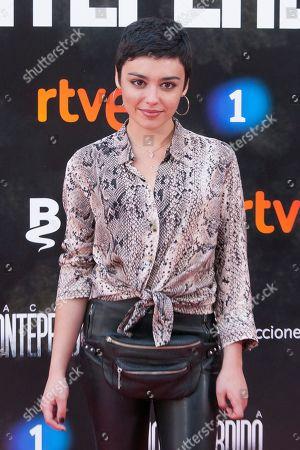 Stock Image of Carla Diaz