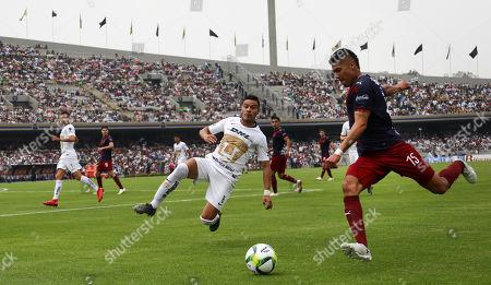 Editorial photo of Soccer, Mexico City, Mexico - 31 Mar 2019