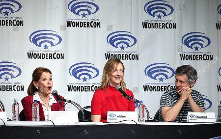 Jessica Walter, Judy Greer, Chris Parnell