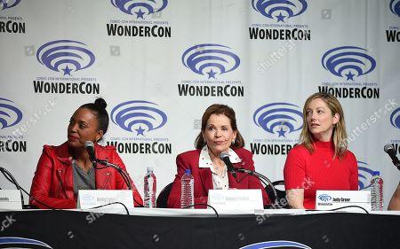 Jessica Walter, Judy Greer, Aisha Tyler,