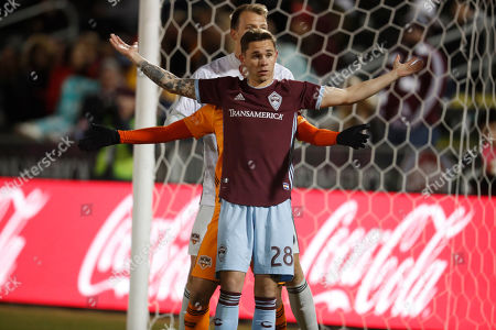 Editorial picture of MLS Dynamo Rapids Soccer - 30 Mar 2019