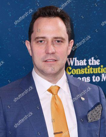 Stock Image of Oliver Butler