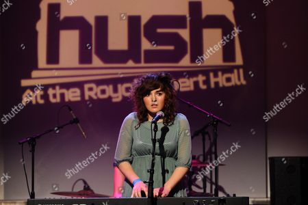 Editorial photo of Hush event at The Royal Albert Hall in association with Music Week Unearthed, London, Britain - 22 Oct 2009