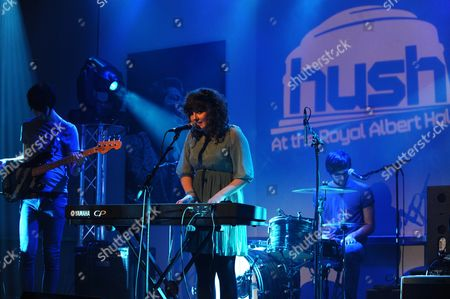 Editorial image of Hush event at The Royal Albert Hall in association with Music Week Unearthed, London, Britain - 22 Oct 2009