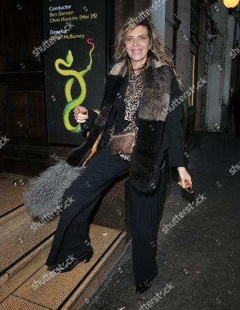 Stock Photo of Martha Fiennes