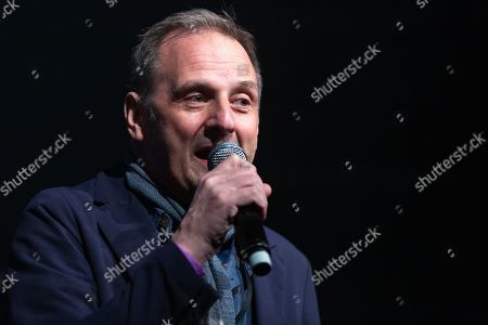 Stock Image of Mark Radcliffe