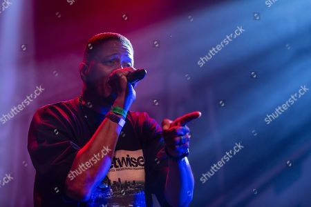 Editorial photo of BBC 6 Music Festival, Mountford Hall, Liverpool, UK - 31 Mar 2019