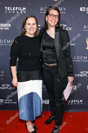 Emmanuelle Heroux, Beth Janson