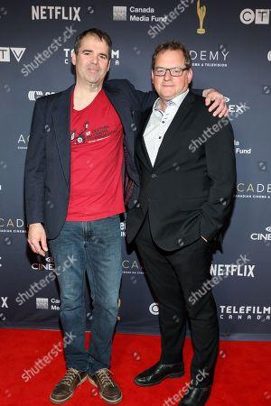 Editorial photo of Canadian Screen Awards Gala, Toronto, Canada - 31 Mar 2019