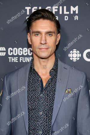 Editorial picture of Canadian Screen Awards Gala, Toronto, Canada - 31 Mar 2019