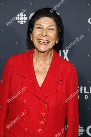 Stock Picture of Alanis Obomsawin