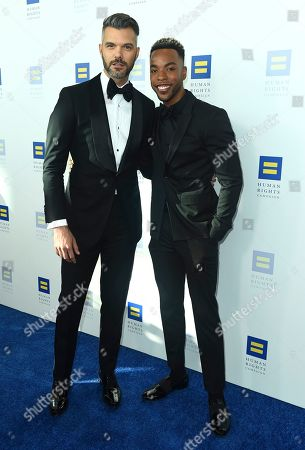 Editorial image of 2019 Human Rights Campaign Dinner, Los Angeles, USA - 30 Mar 2019