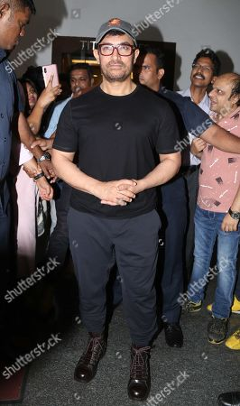 Editorial photo of Celebrities out and about, Mumbai, India - 31 Mar 2019