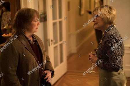 Melissa McCarthy, Jane Curtin