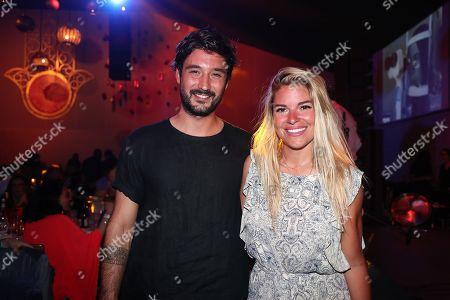 Jeremy Frerot, Sophie Tapis