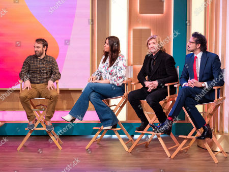 Editorial picture of 'This Morning' TV show, London, UK - 01 Apr 2019