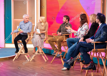 Editorial photo of 'This Morning' TV show, London, UK - 01 Apr 2019