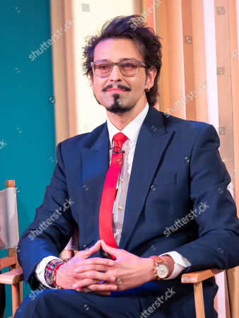 Editorial image of 'This Morning' TV show, London, UK - 01 Apr 2019
