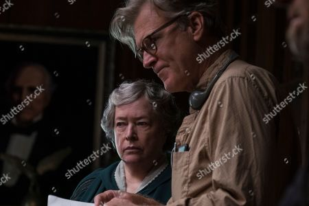 Kathy Bates as Ma Ferguson and John Lee Hancock Director