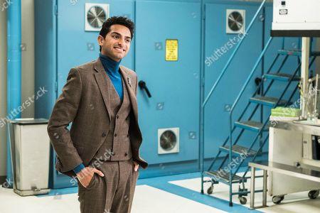 Karan Soni as Sanjay