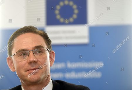Jyrki Katainen, European Commission Vice-President