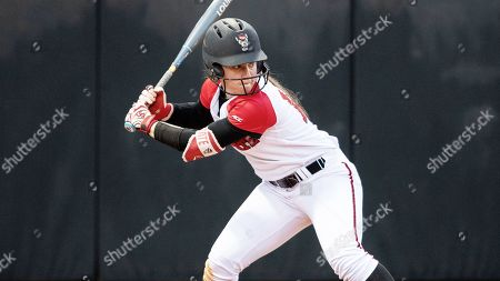 North Carolina State's Logan Morris (10) awaits a pitch during an NCAA softball game on in Raleigh, N.C